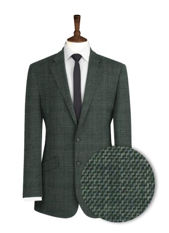 Dark-Grey-Sharkskin-Suit