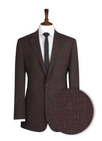 Dark-Brown-Suit