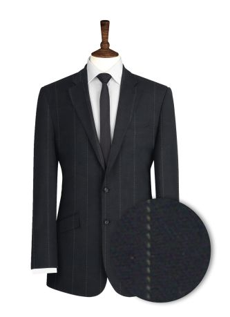 Navy-Blue-Pinstripe-Suit