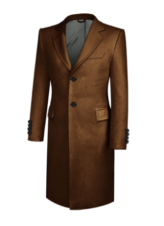 Brown-Overcoat