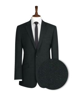 Dark-Charcoal-Herringbone-Suit