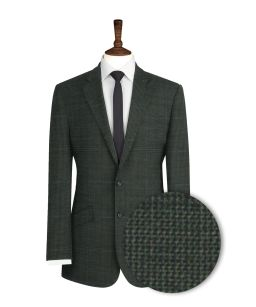 Dark-Grey-Glen-Check-Suit