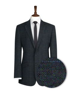 Dark-Navy-Glen-Check-Suit