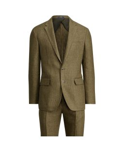 Taupe-Herring-Bone-Suit