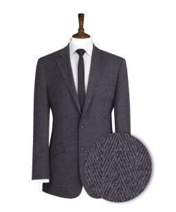 Grey-Herringbone-Tweed